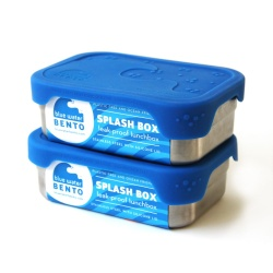 ECOIunchbox  BLUE WATER BENTO | Splash Box