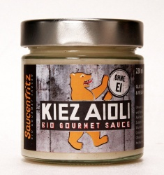Kiez Aioli, vegan  185ml