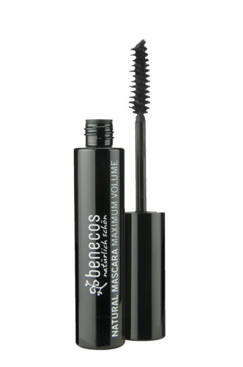 Natural Mascara Maximum Volume deep black  8ml