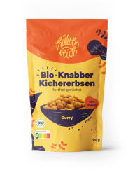 Geröstete Kichererbsen Curry  90g
